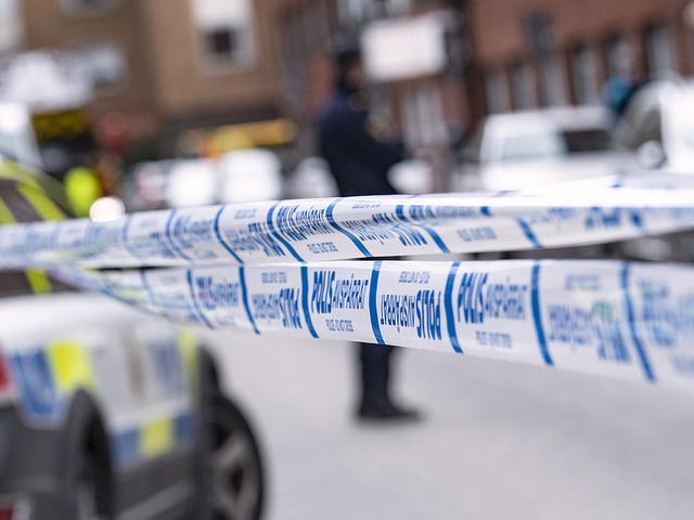 Flyktbil hittad efter rån mot växlingskontor