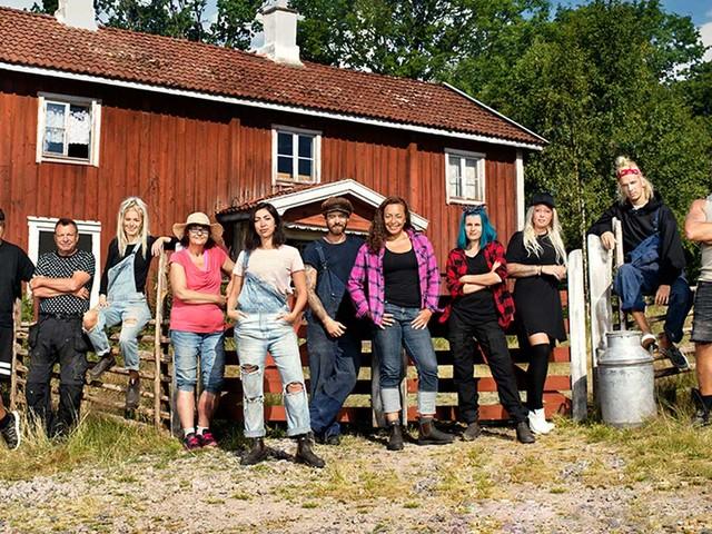Vårdpersonal får låna 'Farmen'-huset – gratis