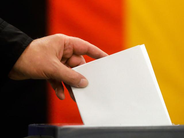 16.00: Direktrapporter från det tyska valet