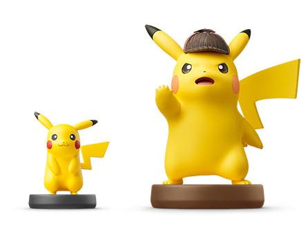 Detective Pikachu släpps till 3DS i mars - ny amiibo på ingång