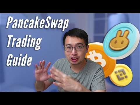 Krytovalutor vad är Pancake Swap och hur använder jag den?