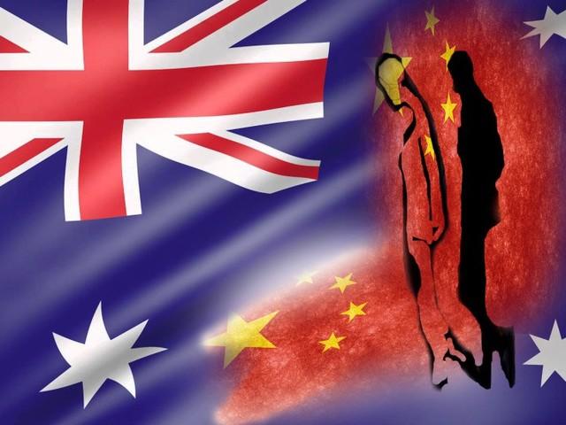 Kina stoppar bok i Australien och censurerar akademisk förläggare