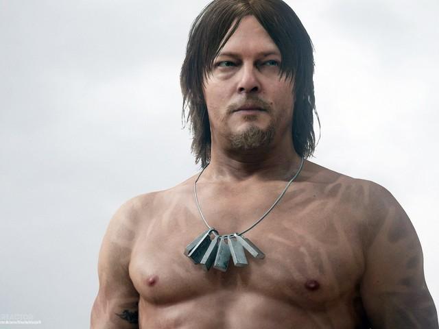 Hideo Kojima utlovar E3-trailer för Death Stranding