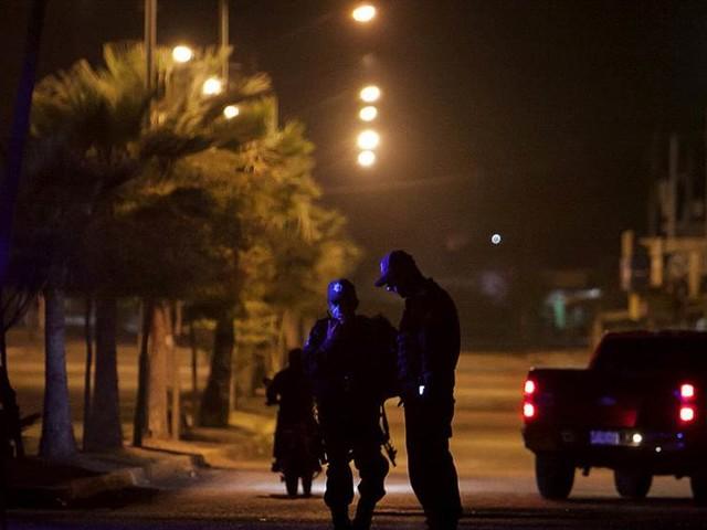 Elva personer ihjälskjutna i Mexiko