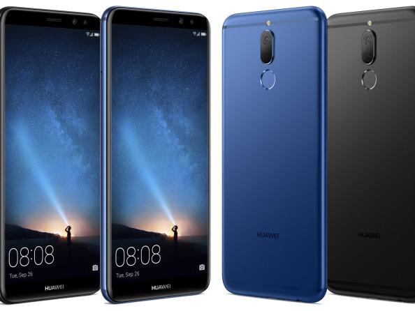 Rykte: Huawei G10 heter Mate 10 Lite utanför Kina
