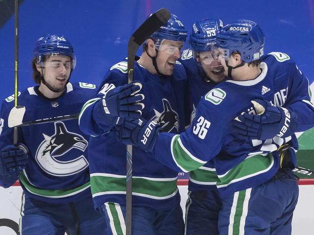 Coviddrabbade Vancouver vann i comebacken