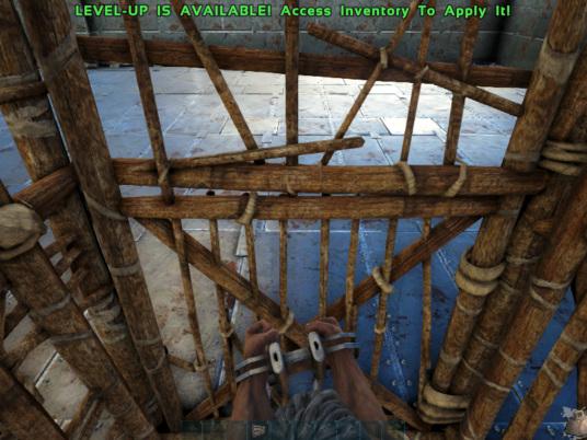 Ark: Survival Evolved-spelare hålls fången av medspelare
