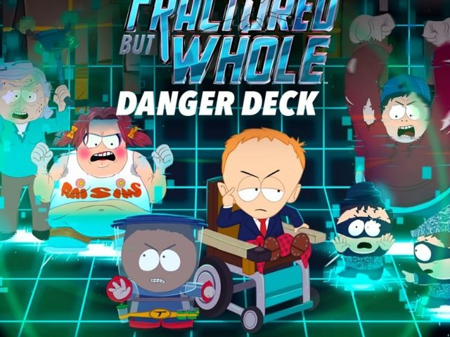 Danger Deck finns nu att ladda hem till South Park: The Fractured but Whole