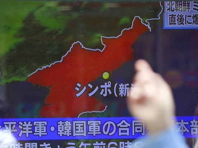 """""""Nordkorea bygger ubåt för robotar"""""""