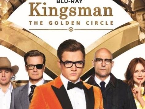 Film: Kingsman: The Golden Circle (2017)