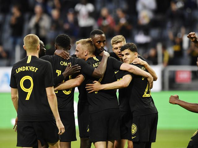 Nordiskt derby kan vänta AIK i CL-kvalet