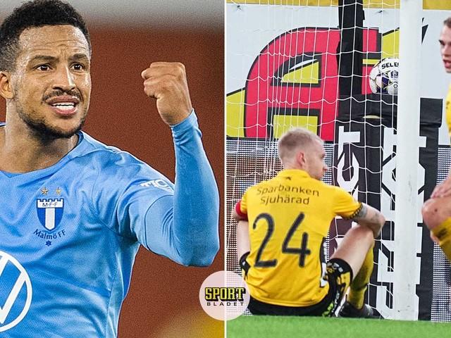 Malmö FF med i guldstriden efter självmålet