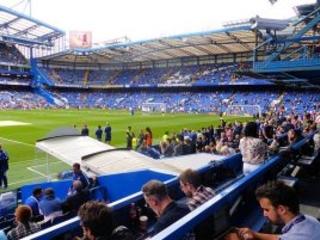 Fotboll i London