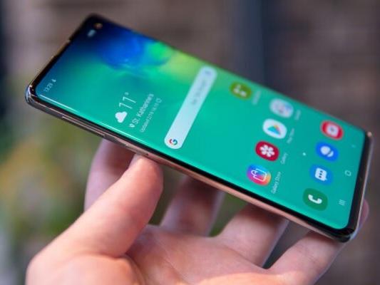 Första intrycket av Samsung-duon Galaxy S10 samt S10+