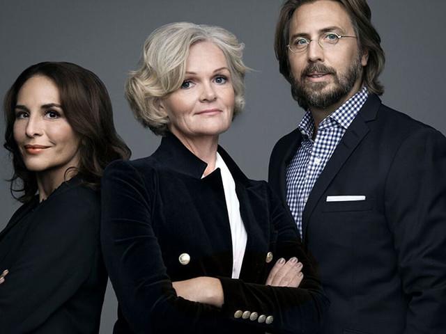 Trion bakom Gåsmamman startar produktionsbolag