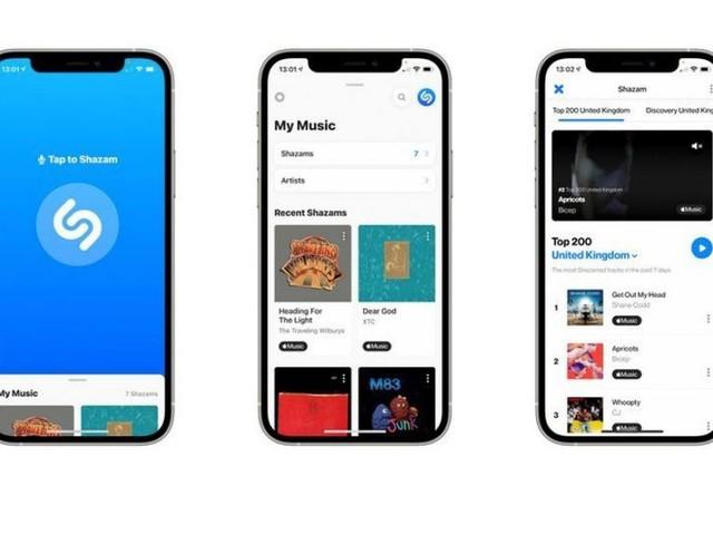 Apple-ägda Shazam når ny milstolpe