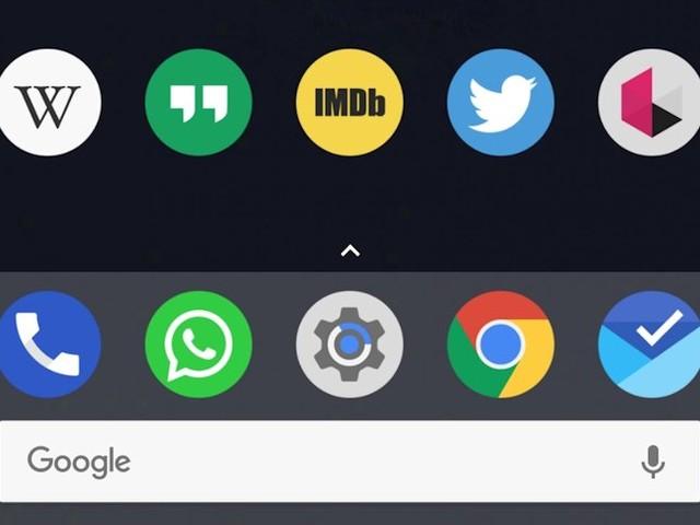 Nova får fler funktioner från Pixel Launcher