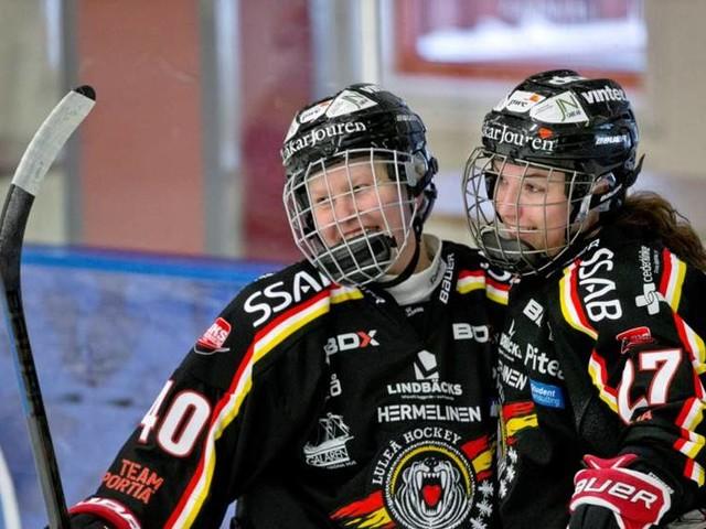 Luleå Hockey nollade topplaget