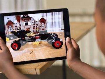 Se hur Apples AR-teknik fungerar i praktiken