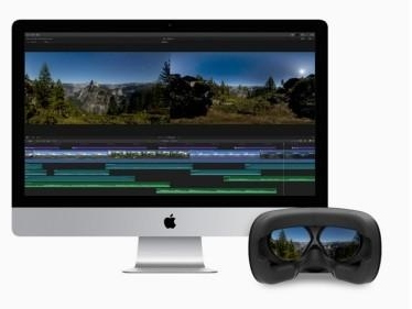Apple anpassar Final Cut Pro X och Logic Pro X för Imac Pro