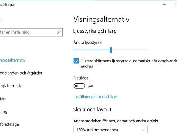 Åtta tips som fixar bättre batteritid i Windows 10-datorn