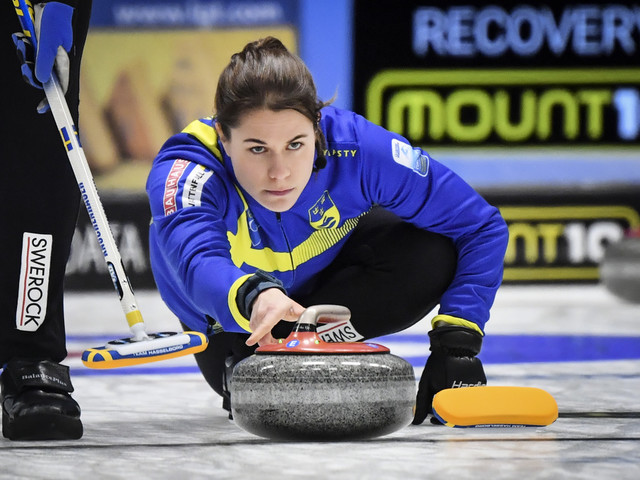 Lag Anna Hasselborg segrade i Kanada