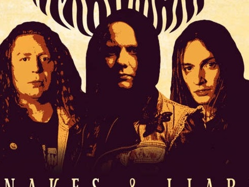 Recension : Nekromant - Snakes & Liars