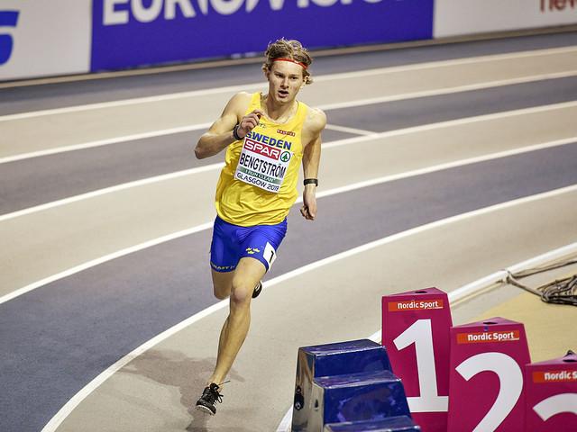 Bengtström tog svenskt guld i U20-EM