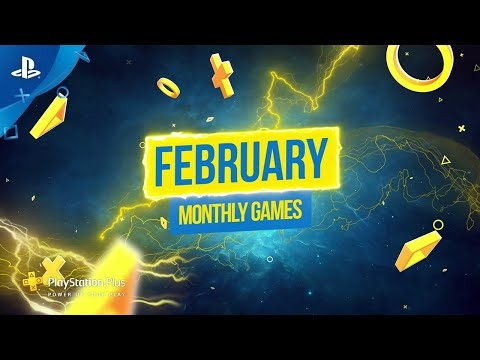 Fem spel till PS Plus i februari
