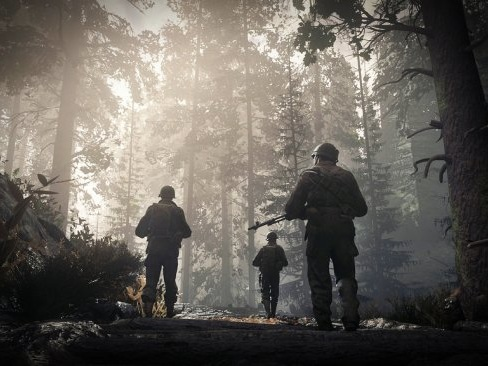 Rykte: Såhär kan du förändra dina Call of Duty: WWII-vapen
