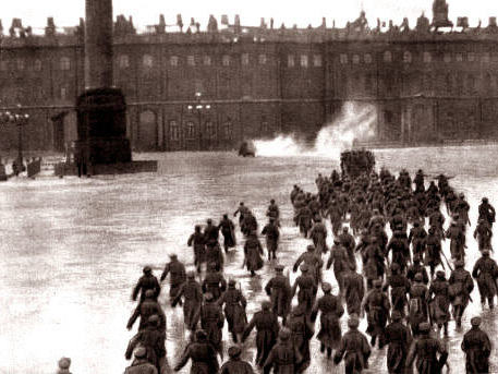 Oktoberrevolutionen – hur gick det till?