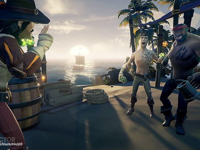 Sea of Thieves och State of Decay 2 säljer bättre än väntat