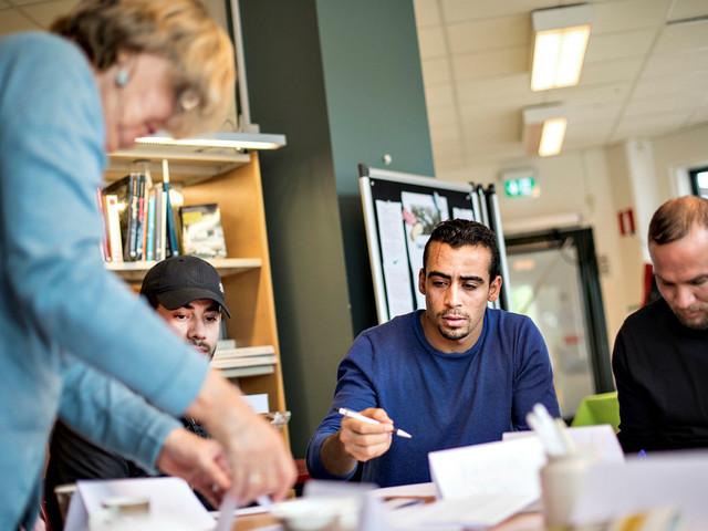 Språkcafé i Svedala en genväg till gemenskap