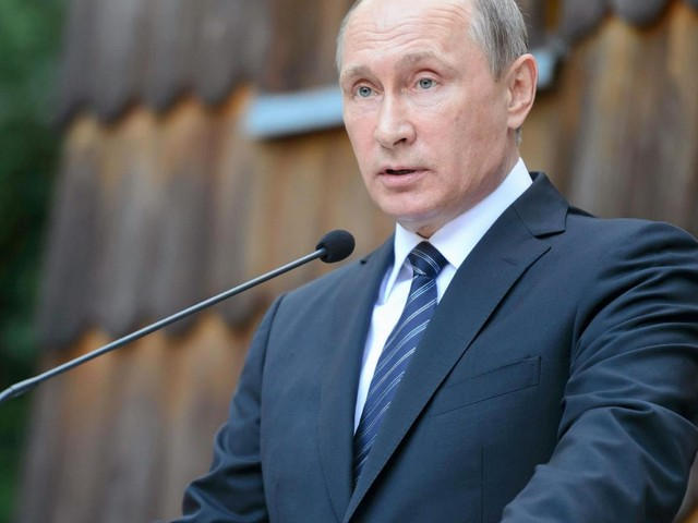 Oliver Stones viktiga samtal med Putin Del 2