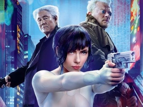 Film: Ghost in the shell