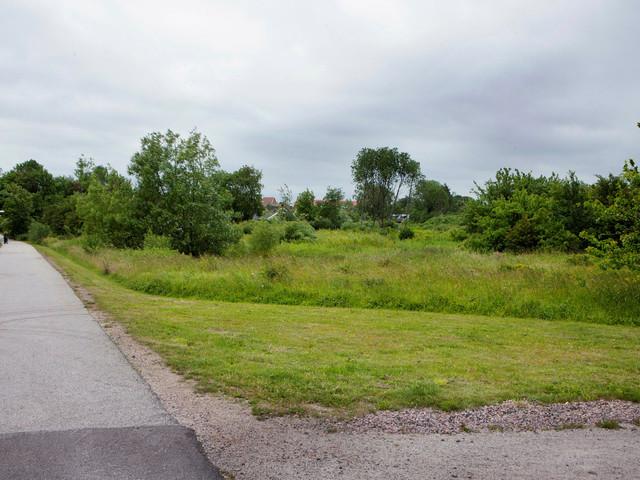 Soptipp i Dalby saneras för att bli park