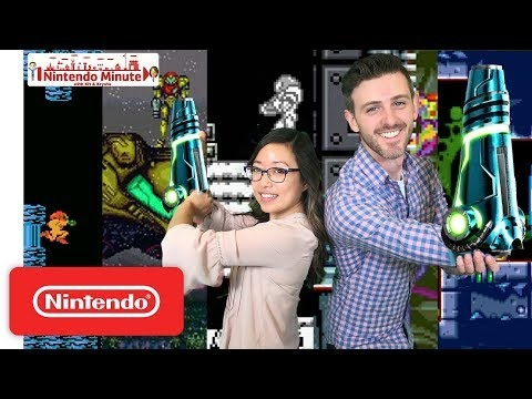 Nintendo ser tillbaka på alla Metroidspel i 2D