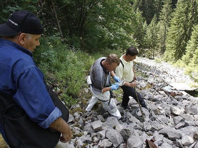 Nya massgravar funna i Bosnien