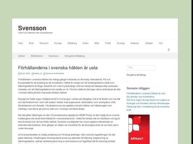 Förhållandena i svenska häkten är usla