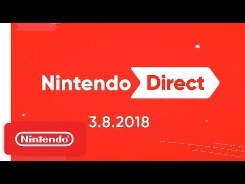 Ta en titt på gårdagens Nintendo Direct