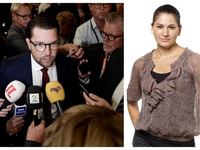 Det är vi andra som får leva med hatet som Åkesson sprider