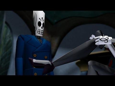 Grim Fandango Remastered gratis på GOG.com
