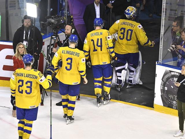 Tv-toppen: 1,8 miljoner såg Sverige åka ur VM
