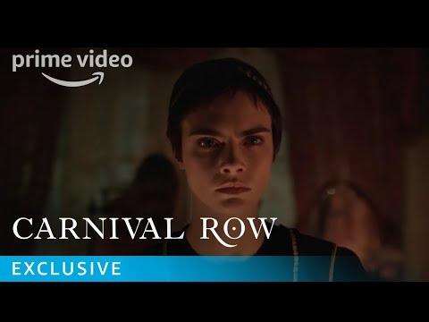 Första ordentliga titten på Carnival Row