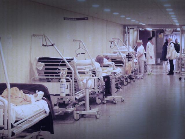 """""""Vårdcentralerna måste vara öppna när människor blir sjuka även om det sker på kvällar eller helger."""""""