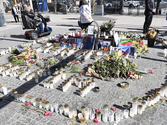 Två häktade för dubbelmordet i Sätra