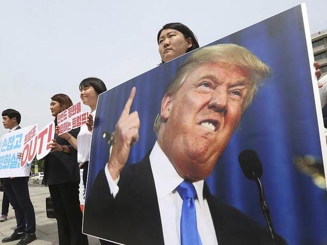 Trump: Samtal pågår med Nordkorea