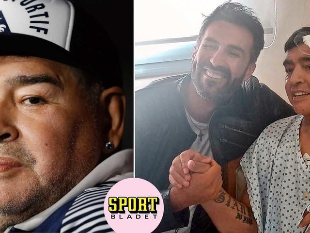 "Maradonas advokat: ""Kriminell idioti"""