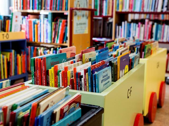 Områdesbiblioteken öppnar igen i Helsingborg