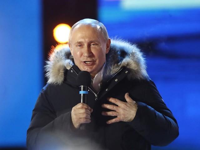 Presidentvalet i Ryssland mer demokratiskt än det i USA?